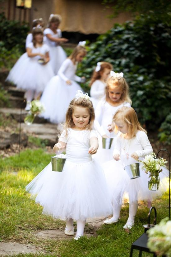 Wedding - Flowergirls