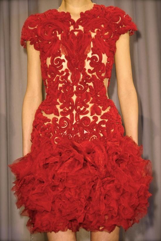 Wedding - Red