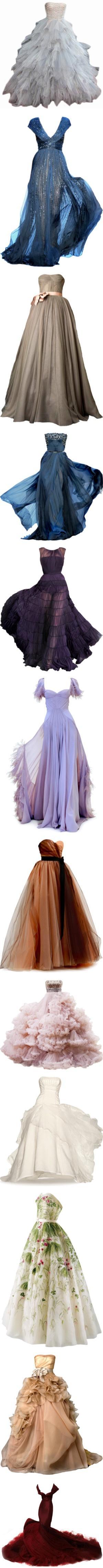 Mariage - Idées de robe de demoiselle d'honneur
