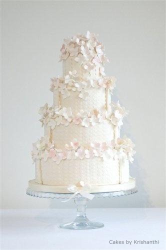 Fondant Kuchen Hochzeitstorte Ideen 1919823 Weddbook