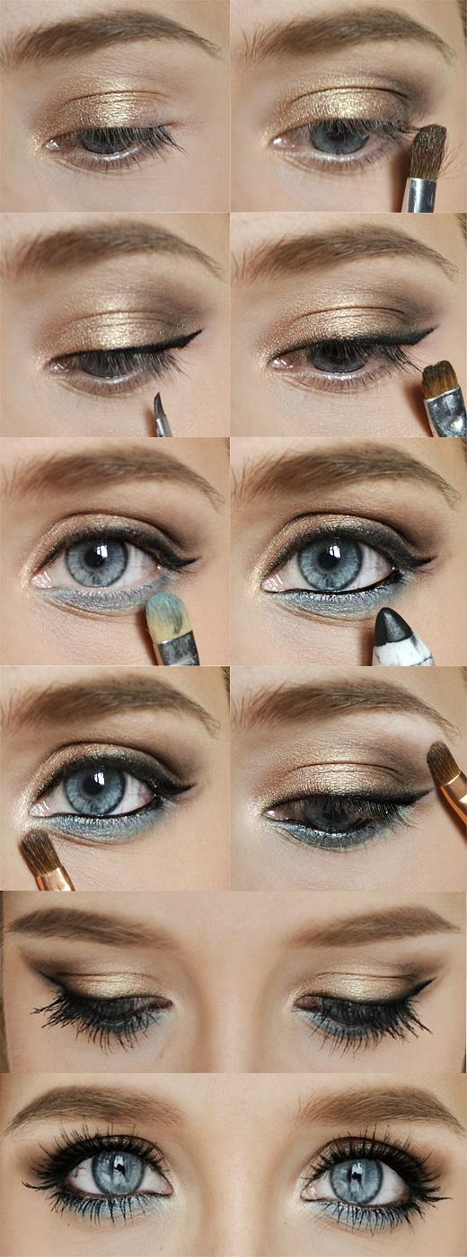 Makeup Ideas For Wedding Blue Eyes : Makeup - Wedding Makeup Ideas #1919930 - Weddbook