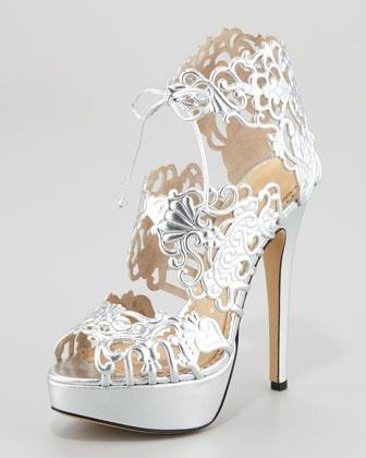 Wedding - Bride Shoes Ideas