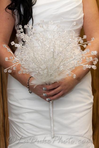 Hochzeit - Brautstrauss & Blumen