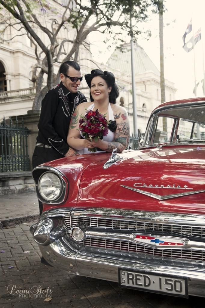 Wedding - Rockabilly & Vintage Outdoor Wedding Ideas