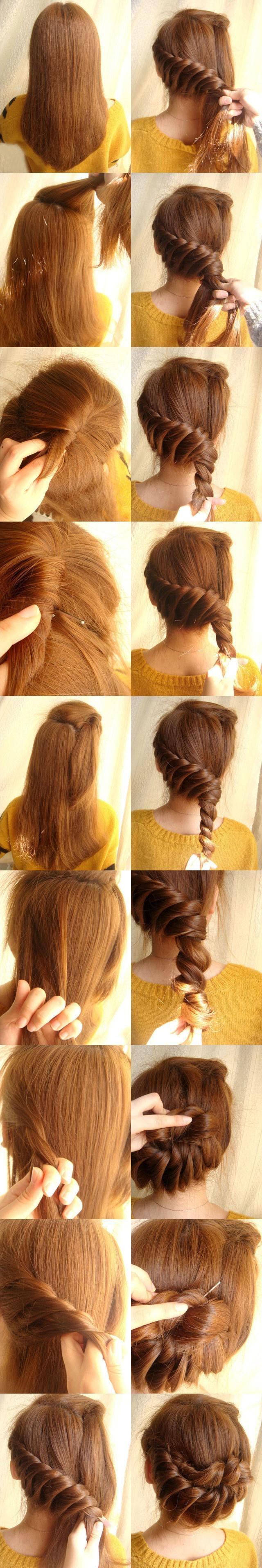 Wedding - Beautiful Hair & Tips ♡