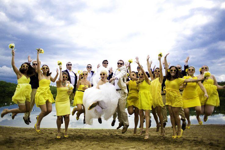 Hochzeit - Gelbe Hochzeiten
