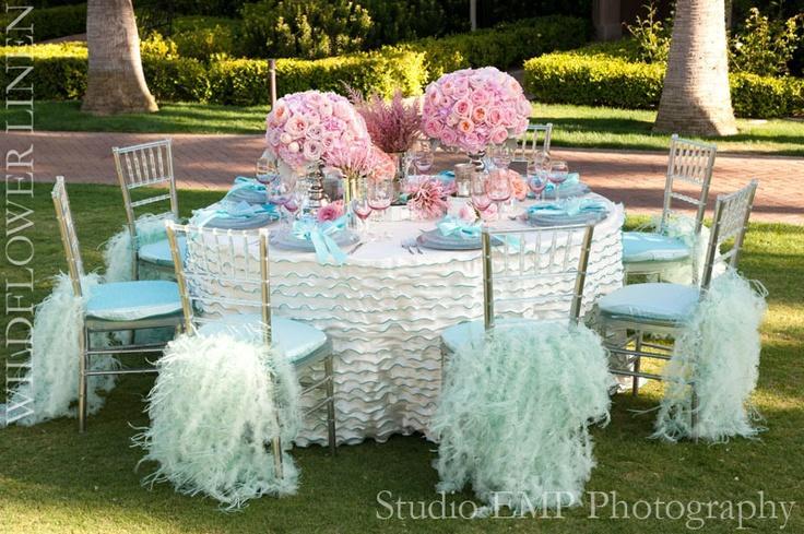 Hochzeit - Hauch von blau