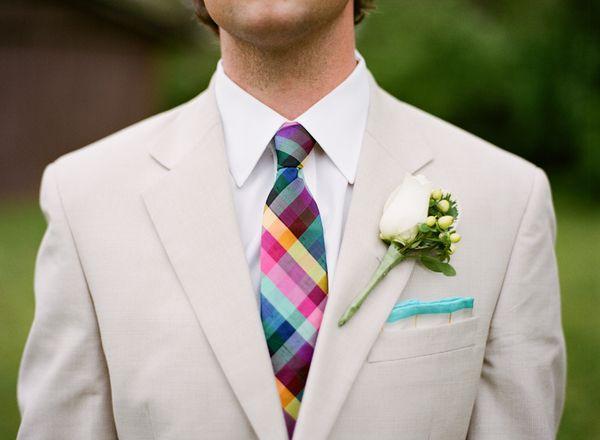 Mariage - Chaque couleur de l'arc-