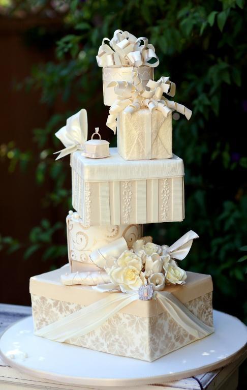 Yummy Cake Art : Wedding Cakes - Yummy Art (cake And Pastry) #1955883 ...