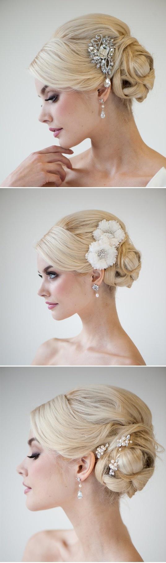 Hairstyles & Hair Accessories bridal-hair-accessor