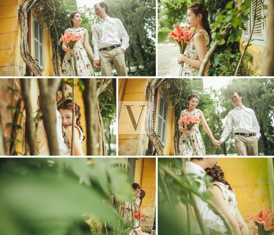 Wedding - Ảnh cưới đẹp Sài Gòn - Thành * Đào