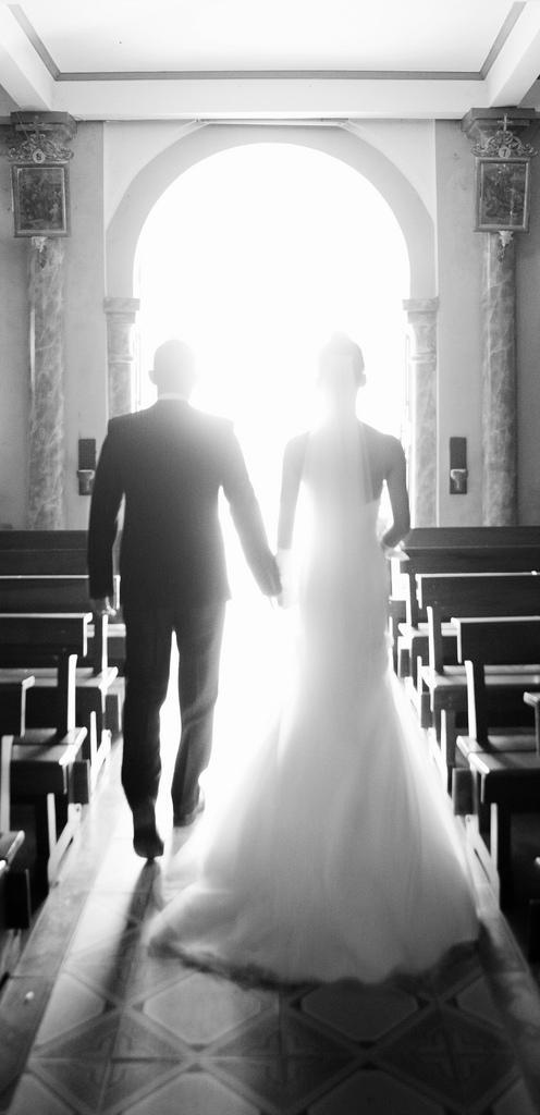 Wedding - Take my hand, darling