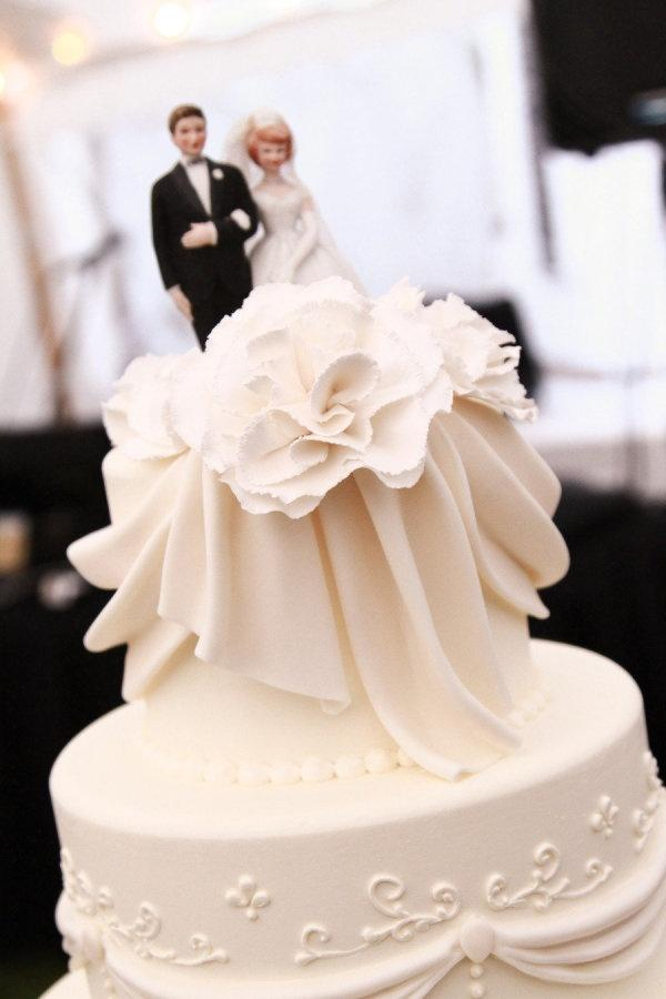 Cake Ideas For Small Wedding : Wedding Cakes - Wedding Cake Ideas #1975239 - Weddbook