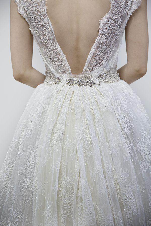 Dress beading bling and detail 1982656 weddbook for Wedding dress bling detail