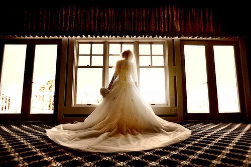 Wedding - Bigger Is Better.