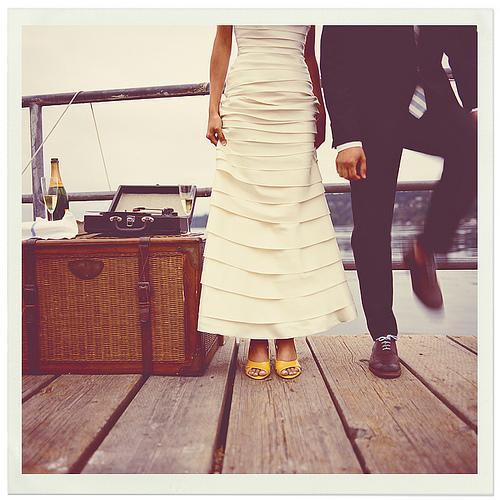 Wedding - Y E L L O W