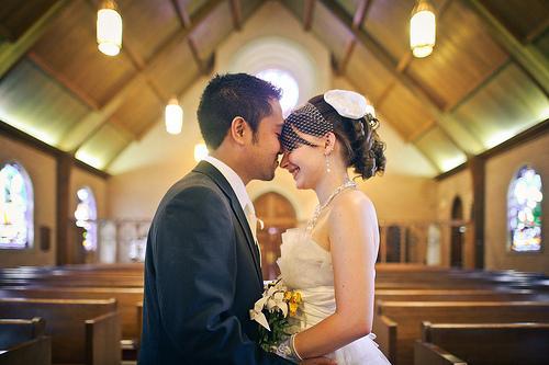Wedding - Sherwin And Bekah