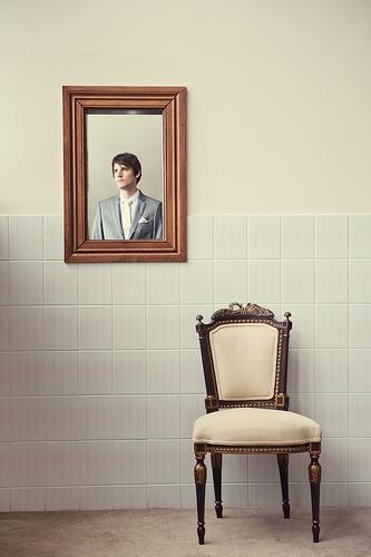 Hochzeit - Ein Stuhl
