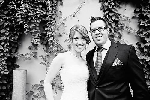 Wedding - Marin And Sam Wedding-12Bw