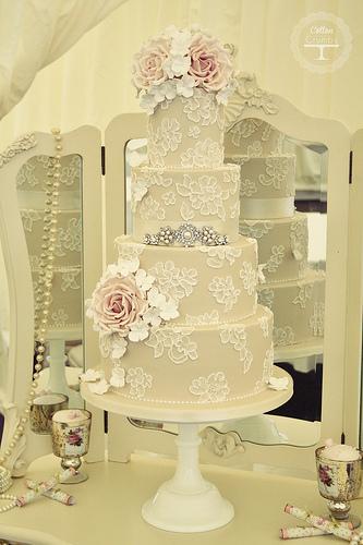 Hochzeitstorten Brushed Lace Hochzeitstorte 1987463 Weddbook