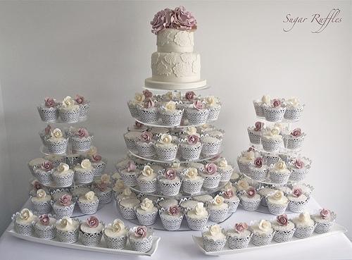 Свадьба - Кот & Амнезия Роуз Кекс башня