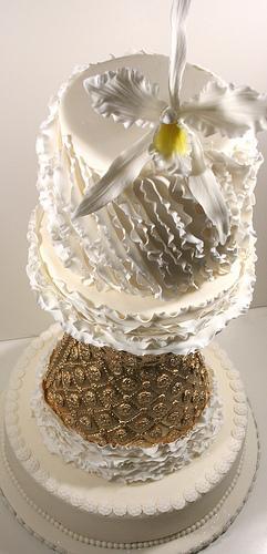 Свадьба - Kosibah Вдохновленный торт