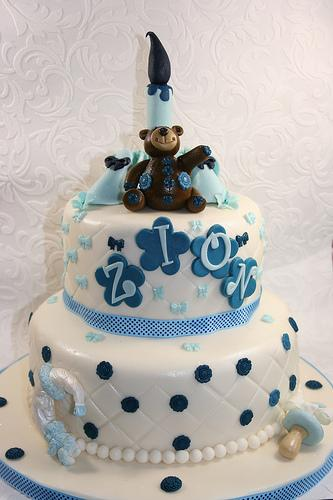 Wedding - Boy Birthday Cake
