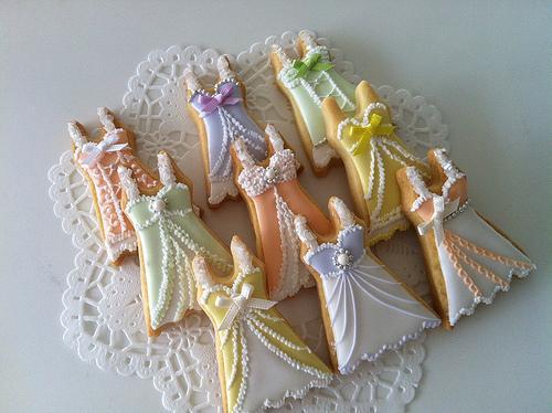 Свадьба - Нижнее белье Печенье