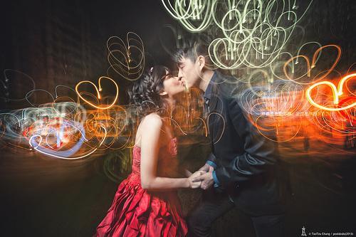 Mariage - [Mariage] lumière, ligne