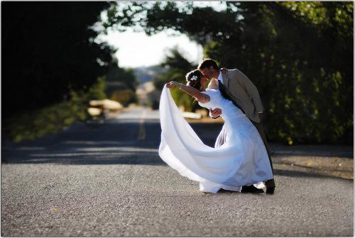Mariage - Levez la main sur ma hanche