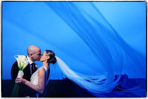 Wedding - Feeling Blue (And Liking It)