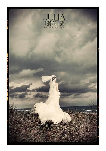 Свадьба - Тиффани и море ...