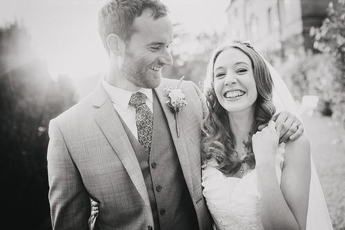 Wedding - Leah & Paul //  Norwood Park Wedding