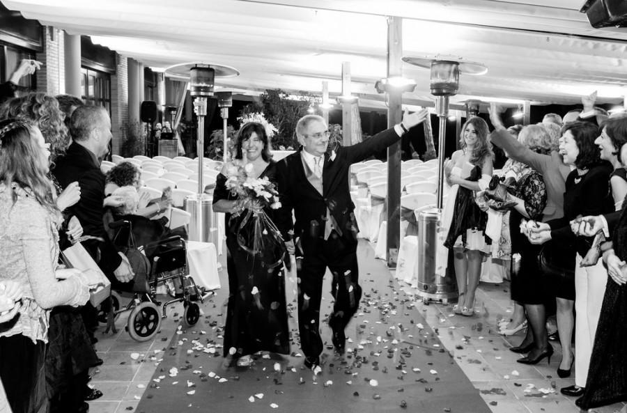 Wedding - Casament En Bw