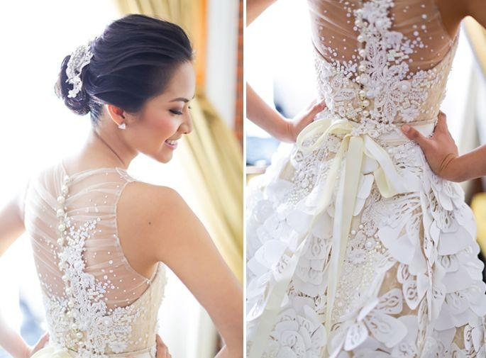 Dress - The Bridal Detective Gown By Veluz Reyes #2009228 - Weddbook