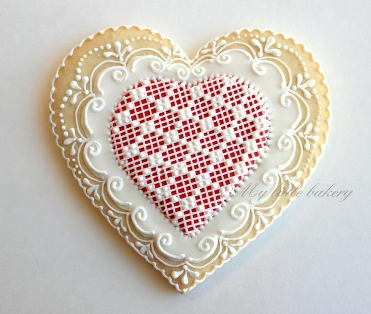 Cookie Decorating Ideas   Wedding, Love, Valentines, Etc.