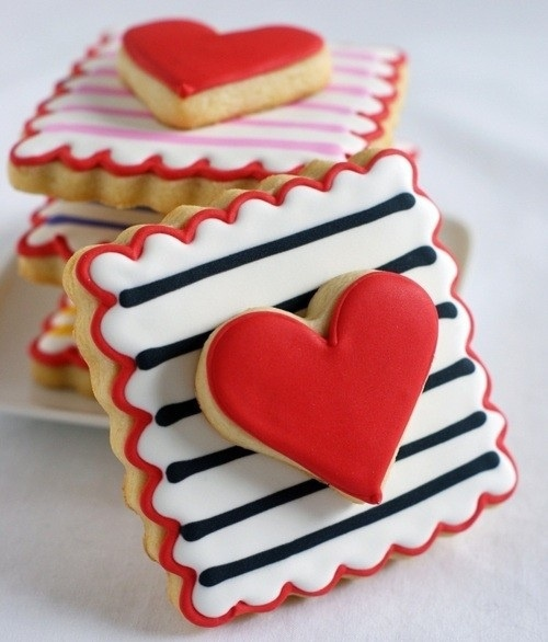 Wedding - Cookie Decorating Ideas - Wedding, Love, Valentines, Etc.