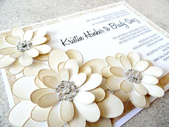 beautiful x - Amazing Wedding Invitations