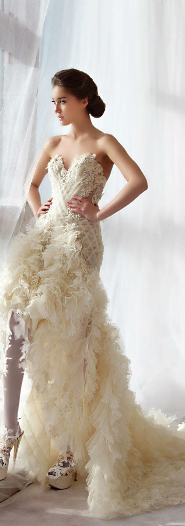 Wedding dresses wedding dress ziad nakad 2026724 weddbook for Ziad nakad wedding dresses