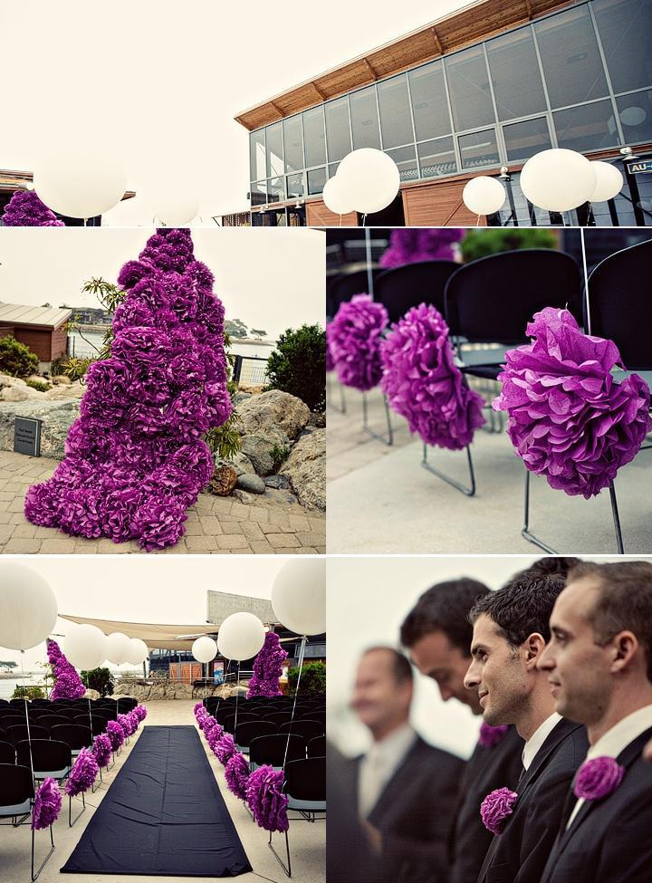 Decor all paper flowers 2026802 weddbook all paper flowers mightylinksfo