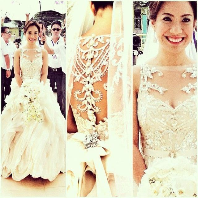 Dress - Veluz Wedding Design.. #2026868 - Weddbook