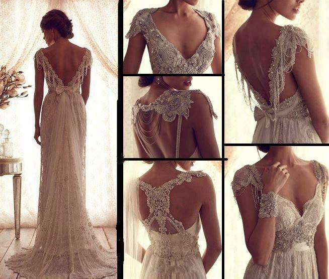 Wedding - Designer Anna Campbell
