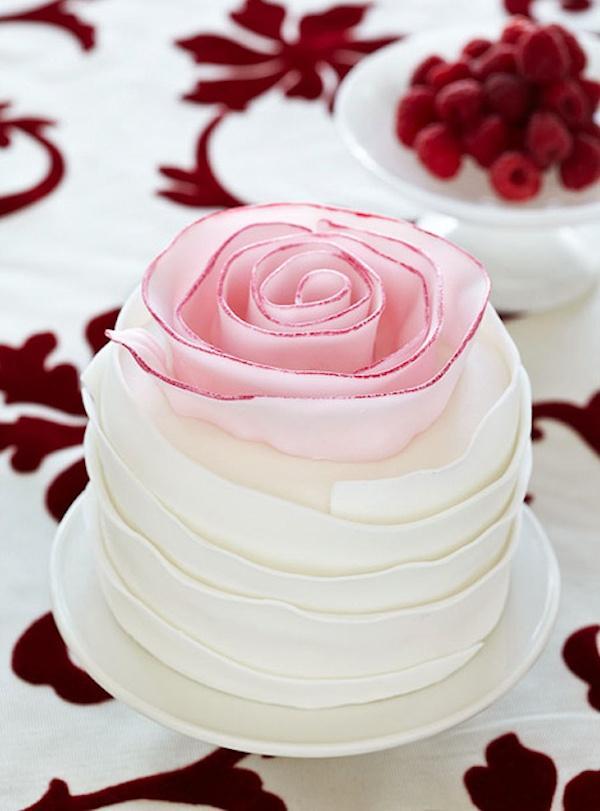زفاف - Mini Cake