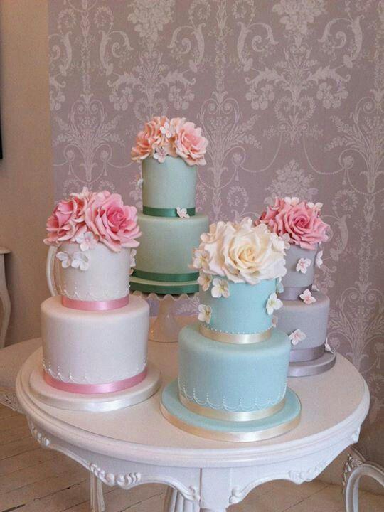 زفاف - ☼ Cakes That Make A Wedding Complete ☼