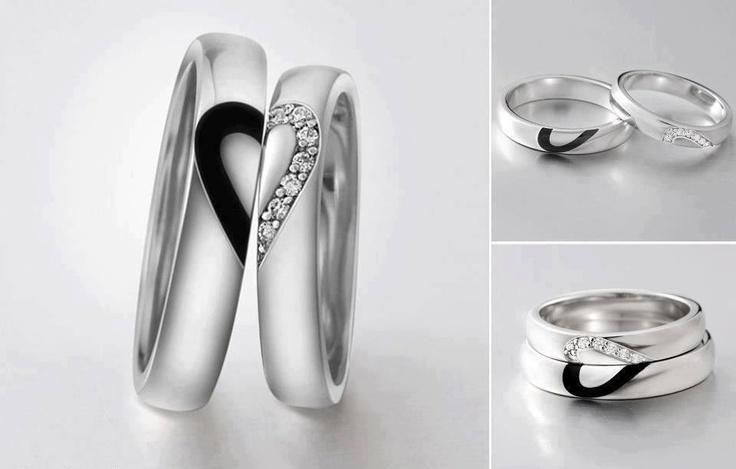 Hochzeit - Cutest Wedding Bands Ever
