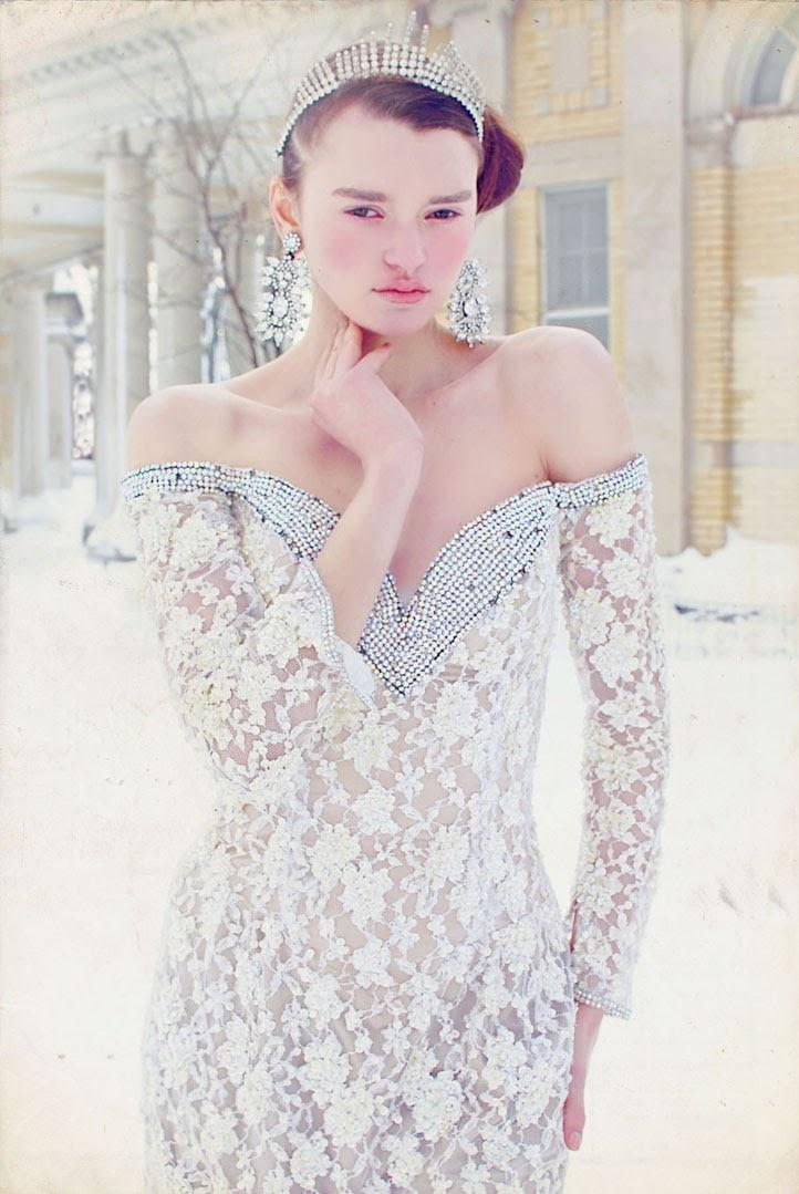 زفاف - Snow Princess.