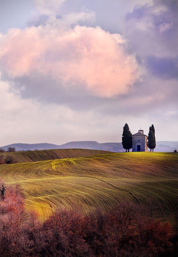 Свадьба - Tuscany, Italy