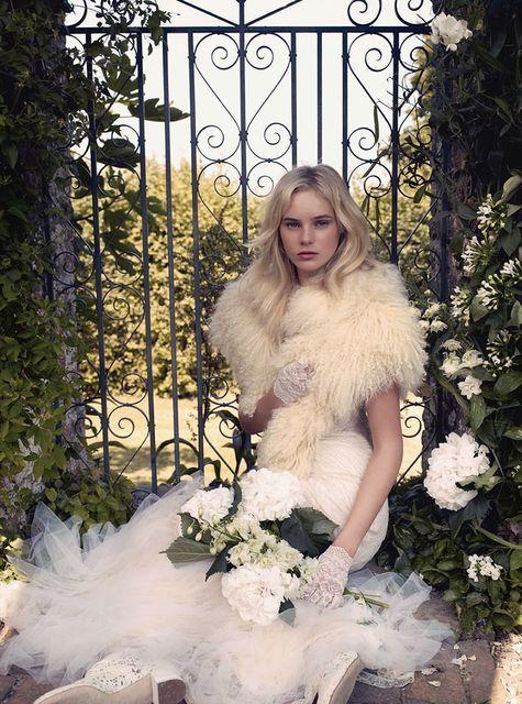 Свадьба - For Harper's Bazaar Uk, December 2013