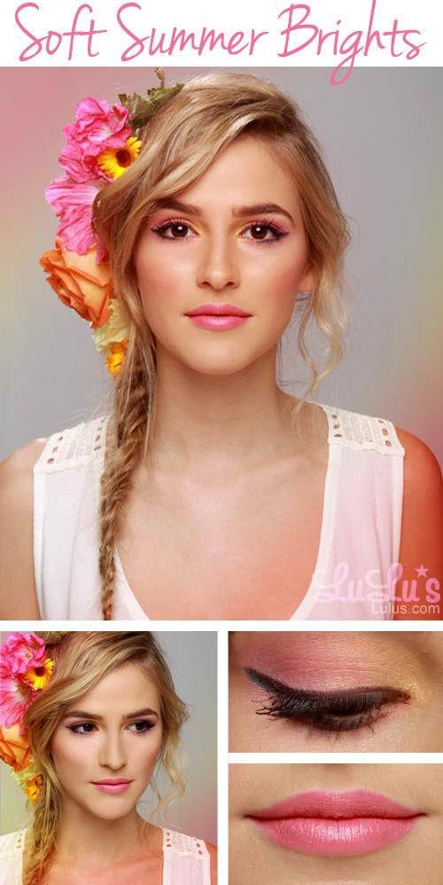 Свадьба - Summer Makeup