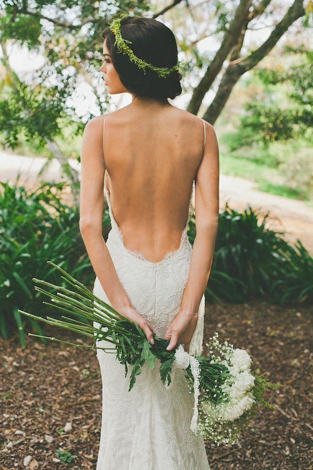 Wedding - Low Back